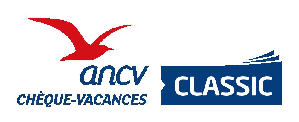 Logo ANCV chèques vacances classic