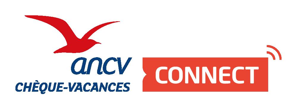Logo ANCV chèques vacances connect